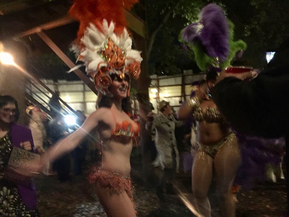 New Orleans samba