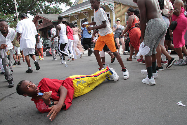 NewOrleans second line
